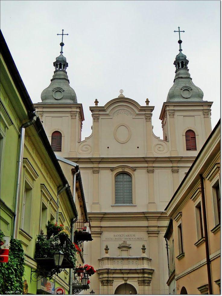Piotrków Trybunalski.Kościół jezuitów.[ks]