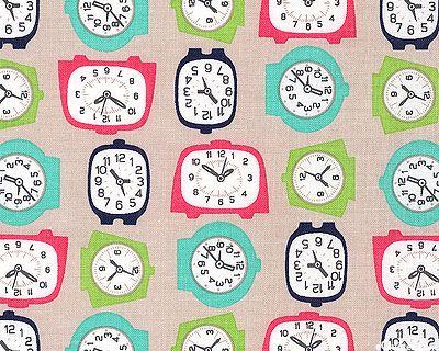 Gracie Girl - Retro Alarm Clocks - Taupe
