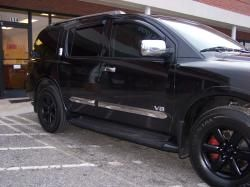 BARRINOs 2010 Nissan Pathfinder Armada