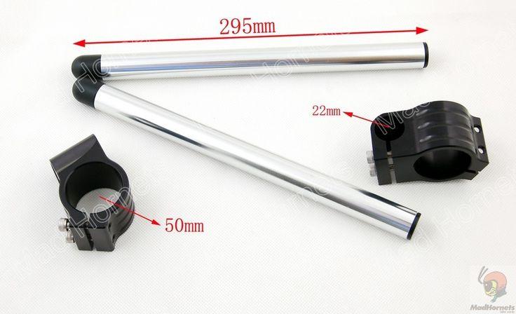 Mad Hornets - Clip-On 50MM Racer Handlebars Honda CBR 1000RR (04-10), CBR 954RR (02-03), CBR 929RR (00-01),  RVT 1000R / RC51 (00-06), 4 Color Options, $88.99 (http://www.madhornets.com/clip-on-50mm-racer-handlebars-for-honda-cbr-1000rr-04-10-cbr-954rr-02-03-cbr-929rr-00-01-rvt-1000r-rc51-00-06-4-color-options/)