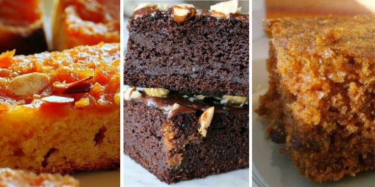 Koniec ze standardowymi deserami! Złam stereotypy i zobacz jak przygotować pyszne ciasta z dodatkiem warzyw, które smakują obłędnie.