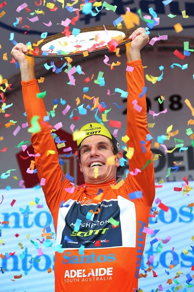 Daryl Impey wins Santos Tour Down Under 2018 @gettyimages