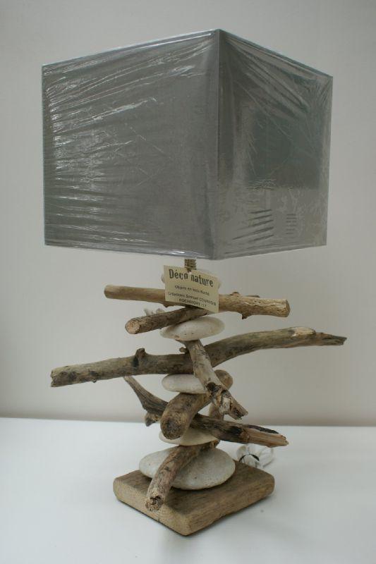 lampe bois flotte 5 acheter pinterest lampe bois flott lampe bois et lampes. Black Bedroom Furniture Sets. Home Design Ideas