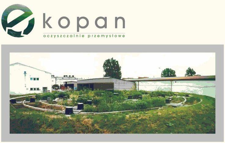 Oczyszczalnie przemysłowe:  W Duchnicach powstała pierwsza oczyszczalnia hydroponiczna EKOPAN :)