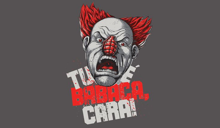 Camiseta Ozob - Tu é Babaca - Nerdstore