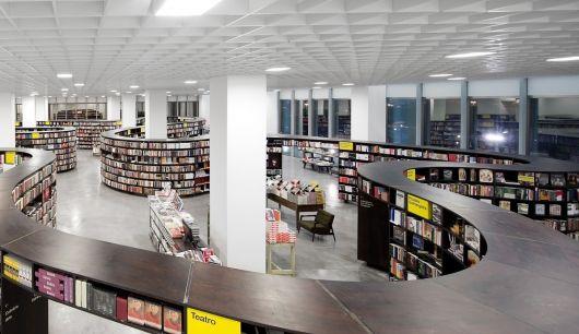 Livraria da Vila, São Paulo | Isay Weinfeld | Bustler