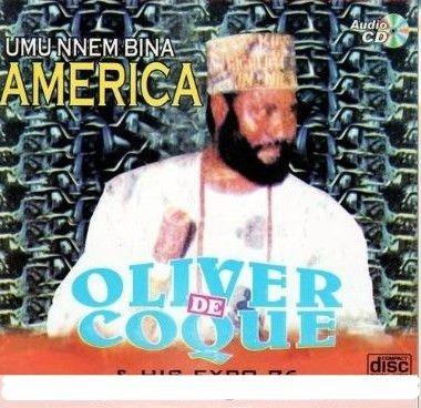 Oliver De Coque - Umunnem Bina America - CD