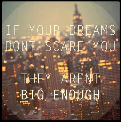 Dream Big, Dance Bigger! <3