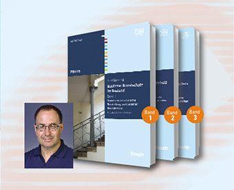 Historische Brandschutz-Standards zur Beurteilung und Klassifizierung vorhandener Bausubstanz – Neue Fachbücher von Dr.-Ing. Gerd Geburtig