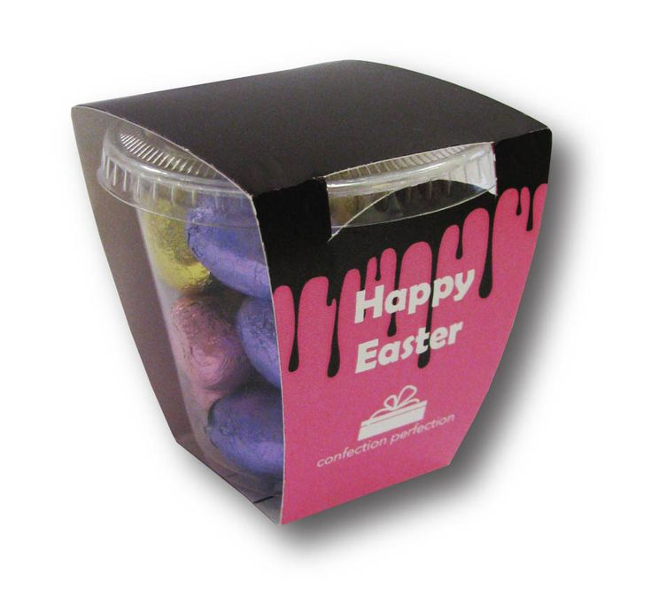 62 best easter promotional gifts images on pinterest bags promotional tiny tubs of mini eggs branded with your logo on the card sleeve from negle Images