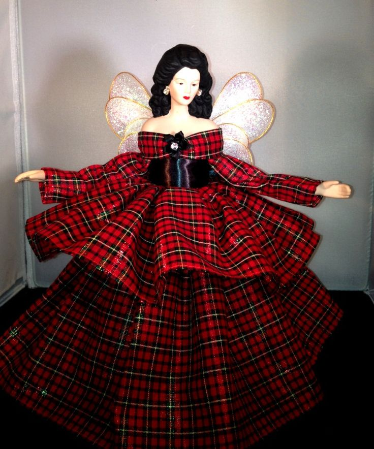17 Best Images About Christmas Red And Tartan Theme On