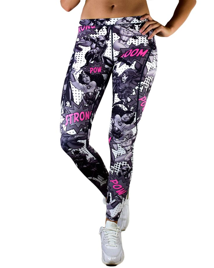 @strongliftwear  Womens Compression Pant - Super - Pink #clothes #fashion #liftwear #leggings #women www.strongliftwear.com