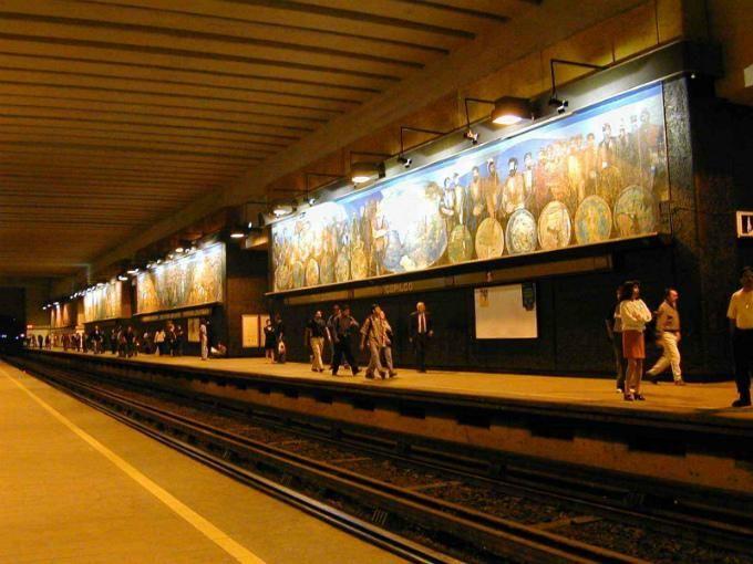 estaciones del metro DF historia   Atraccion360