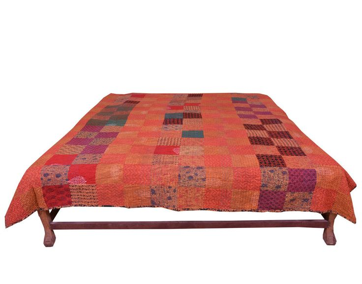 100% Cotton Hand block printed jaipuri Double Bed Cover #Chhipaprints