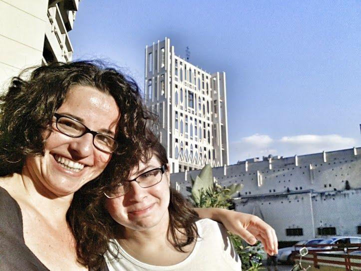 Un incontro che mi ha reso felice. Un'amicizia fatta di poesia con @ilpiacerediscrivere - luglio 2013