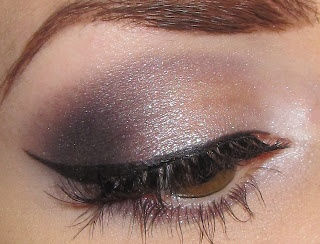 <3 Taupe, Silver, Lilac and Gray Eye Makeup Look + Tutorial <3