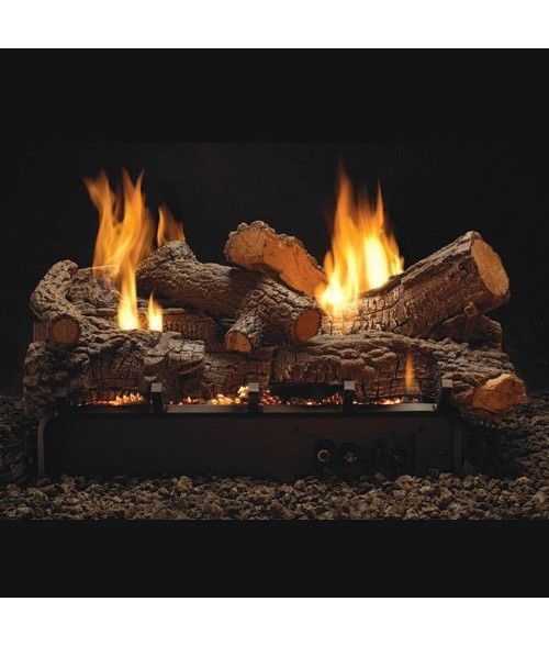 ventless gas logs log log free gas rock creek fire places empire see