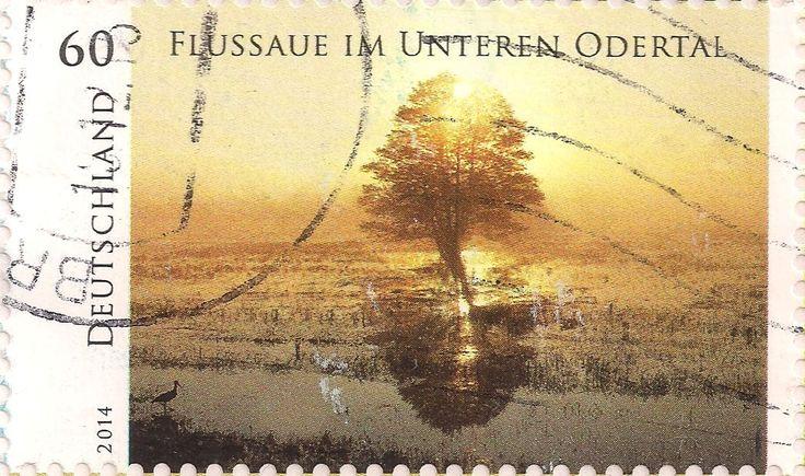 Briefmarke-Europa-Mitteleuropa-Deutschland-60-2014-Odertal