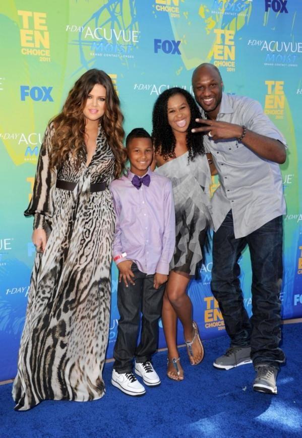 Lamar Odom Isn't 'Khloe Kardashian's Ex-Husband.' He's A Human Being.