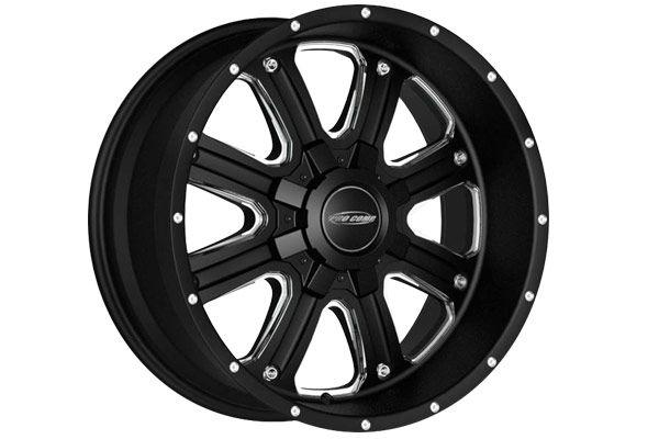 Pro Comp 5182 Phantom Wheels - Best Price on ProComp Phantom 5182 Rims for Truck & SUVs - Matte Black Truck Rims