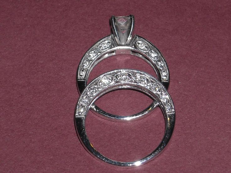 Pin By I Do Now I Don 39 T On Vintage And Antique Style Engagement Rings