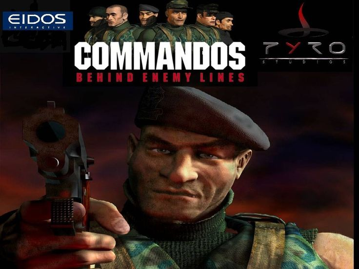About:                 Study the enemy's movements, carefully develop a plan, synchronize your men, then launch them on a swift and fierce attack using all your power and skill. You have been selected for active service in the Commandos Corps, and must now mobilise in dangerous missions. You will be