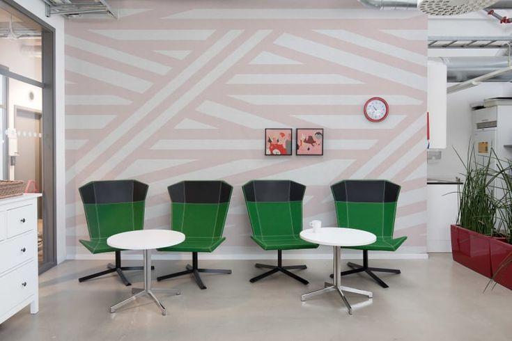 die besten 25 rosa streifen wallpaper ideen auf pinterest rosa streifen herz tapete und rosa. Black Bedroom Furniture Sets. Home Design Ideas