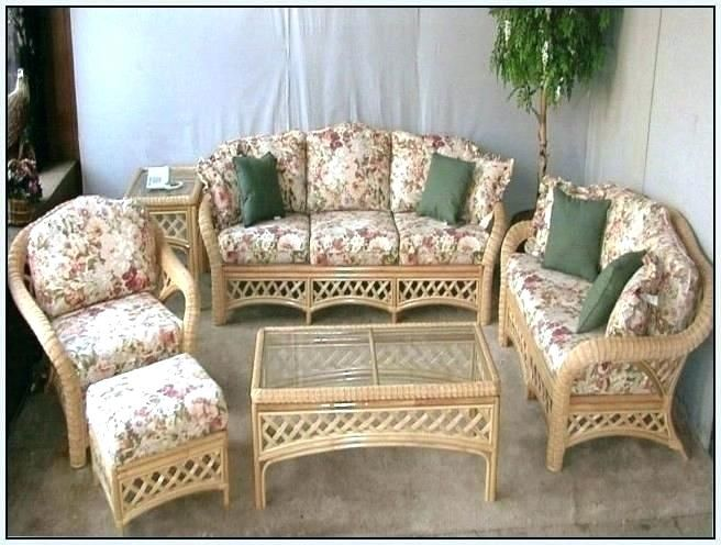 Replacement Cushions For Rattan Sofa