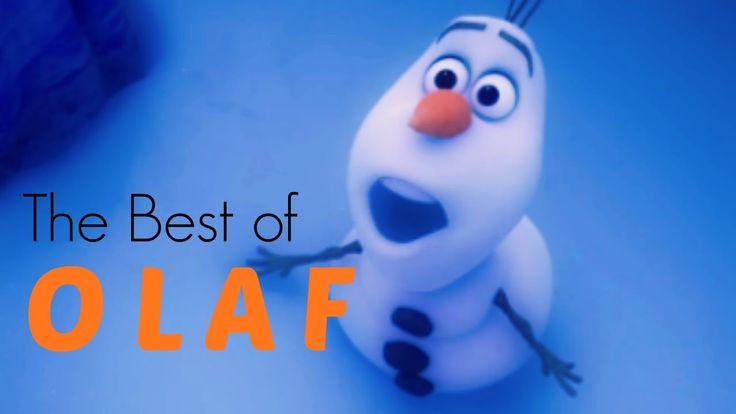 Disney Frozen The Best Moments of Olaf video  #DisneyFrozen
