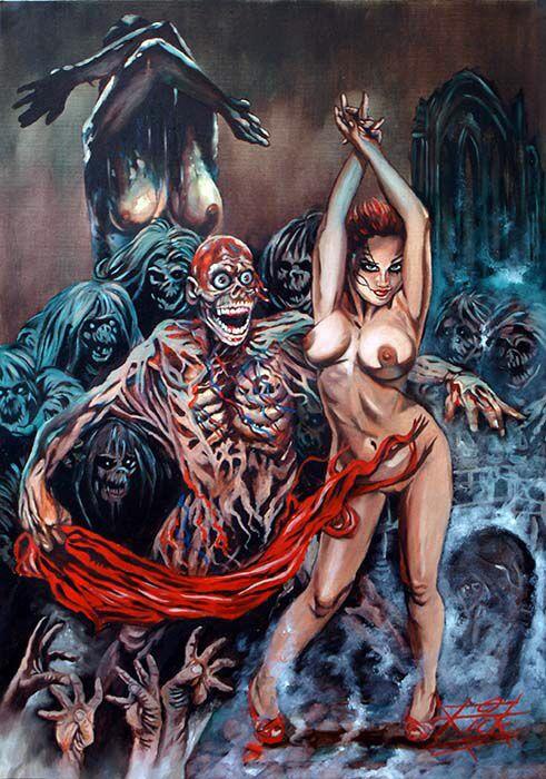 Return of the Living Dead by Rick-Melton on @DeviantArt