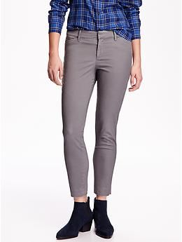 Pixie Chinos for Women   Old Navy