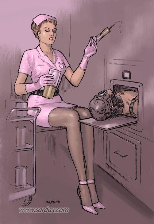 Female submissive bdsm urine control
