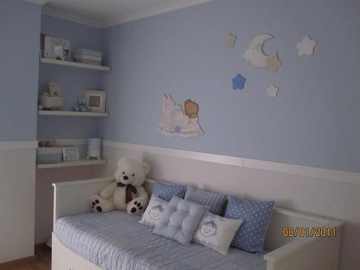 La habitaci n de nuestros beb s babies room and house - Decoracion de habitaciones infantiles para ninos ...