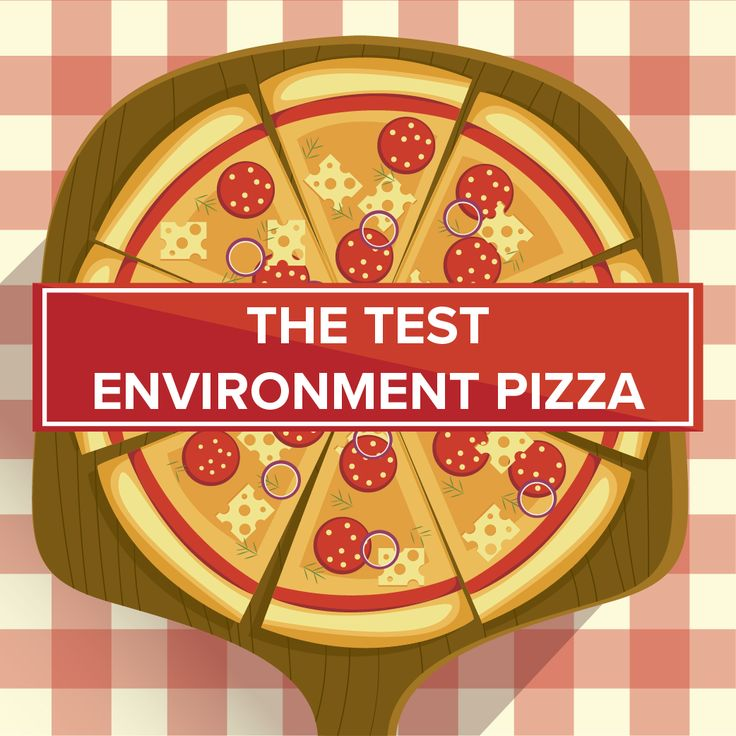"""The conversation started normally with myself and my colleague going through the benefits of our Test Environment & Release Management solution, and then continuing to a """"show and tell"""". If an organization wants to establish Self Service Test Environment Management, then I'd offer this: """"Understand your ingredients & learn how to cook first"""". https://goo.gl/4bm4mr"""