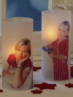 Wunderschöne Windlichter selbst basteln: So machst du ein DIY-Foto-Windlicht