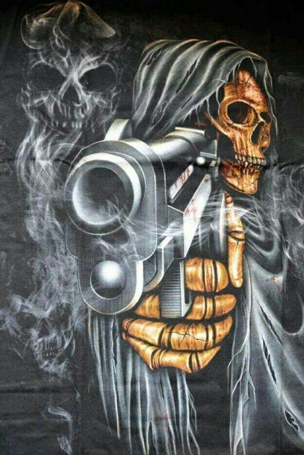 183 best <-<-SKULL TATTOOS>->- images on Pinterest | Skull tattoos ...