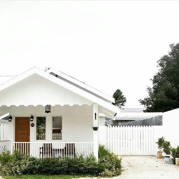 Arsitektur Rumah: Model Teras Rumah Sederhana Yang Cantik