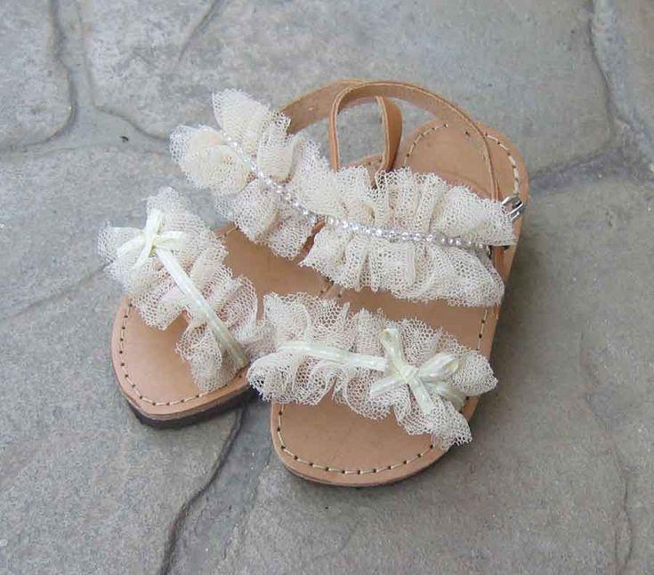 Χειροποίητα παιδικά σανδάλια «Ναταλί»- handmade sandals for girls «Natali» – Χειροποίητα Σανδάλια | Κοσμήματα | oneironpraxis.g