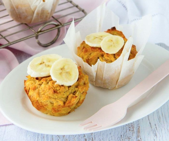 Read our delicious recipe for Kids Sugar Free Lunch Box Muffins, a recipe from The Healthy Mummy, where you'll find lots of healthy recipes.
