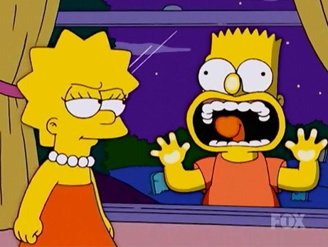 Lisa Simpson and Bart Do It   the simpsons os simpsons e uma serie de para a televisao que retrata o ...