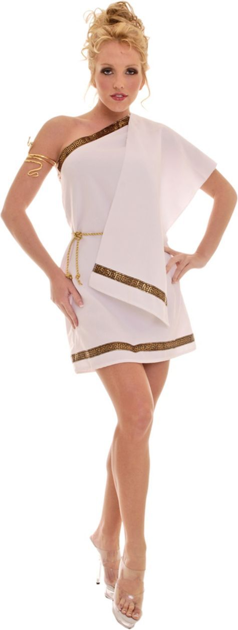 how to make the best toga party outfit