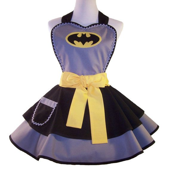 This wonderful lady makes the cutest/ most amazing aprons I have ever seen!