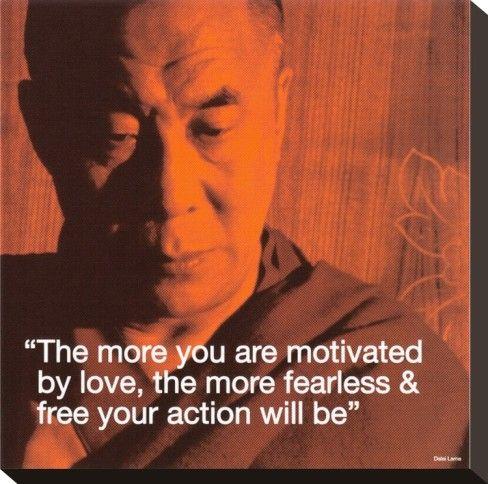 Dalai Lama: Fearless