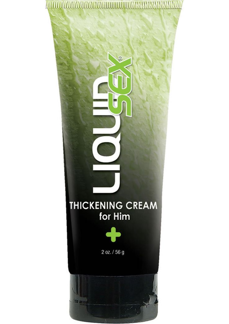 Buy Liquid Sex Thickening Cream For Him 2 Ounce online cheap. SALE! $7.99
