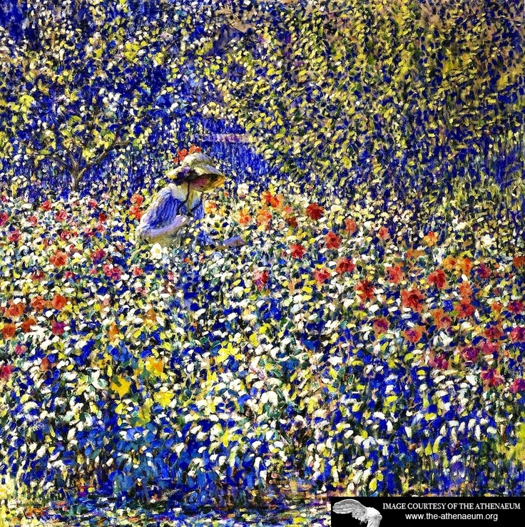Simple Flower Garden Paintings 178 best floral impressionism images on pinterest | paintings