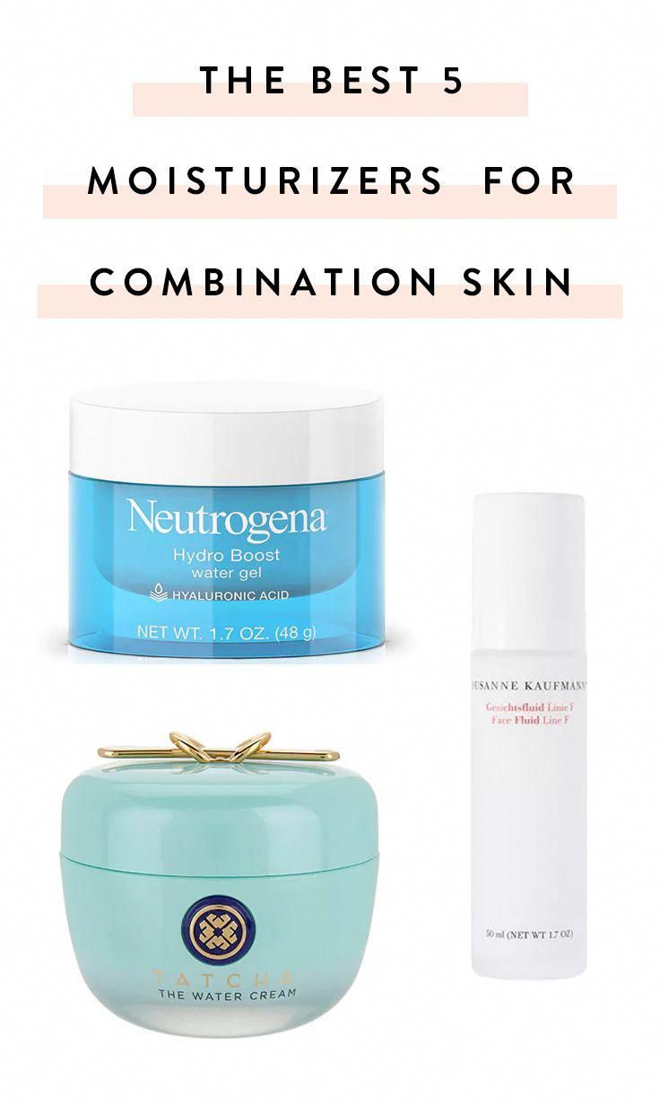The 5 Best Moisturizers for Combination Skin