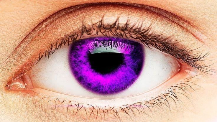 Pourquoi les yeux de cette jeune femme changent de couleur ?