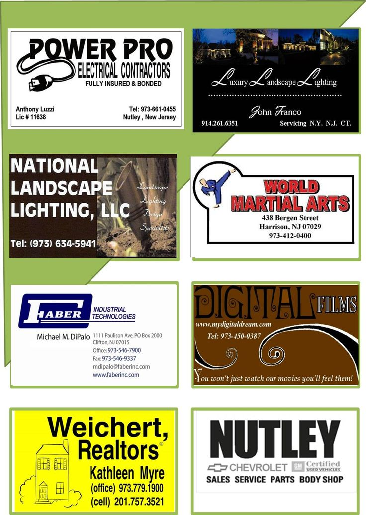 Business Cards In Clifton Nj Gallery - Card Design And Card Template