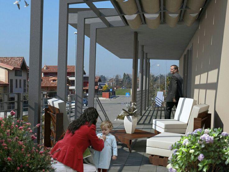 Loft Officina 2.0 #ivanrivoltella #3d #rendering #visualizationarchitecture #fotoinserimento #loft