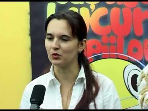 Virginia Stroe a  castigat 10.000 de euro la  cel mai interesant concurs online pentru copii
